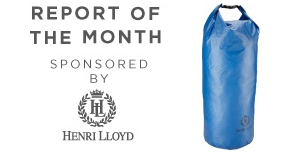 Report of the Month sponsored by Henri Lloyd