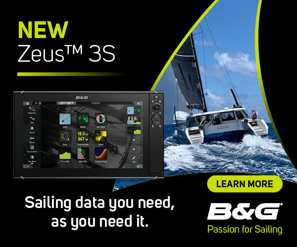 B&G 2021 Zeus 3S - MPU