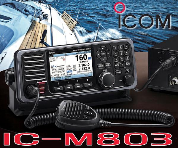 Icom IC-M803 600x500