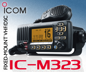 ICOM UK M323