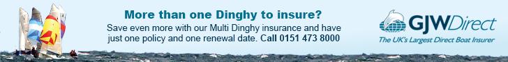 GJW Direct - Multi Dinghy Insurance