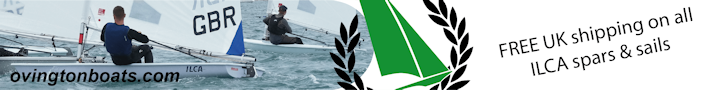 Ovington 2021 - ILCA 2 - LEADERBOARD