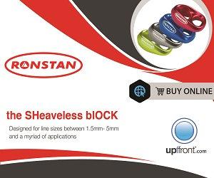 upffront 2018 Ronstan shock blocks MPU