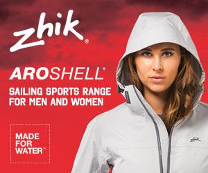 Zhik Aeroshell 300x250