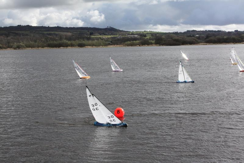 UK IOM Ranking Event at Castle Semple - photo © Bill Odger