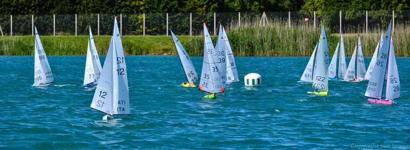 International One Metre World Championship at Pierrelatte, France - photo © Sue Brown
