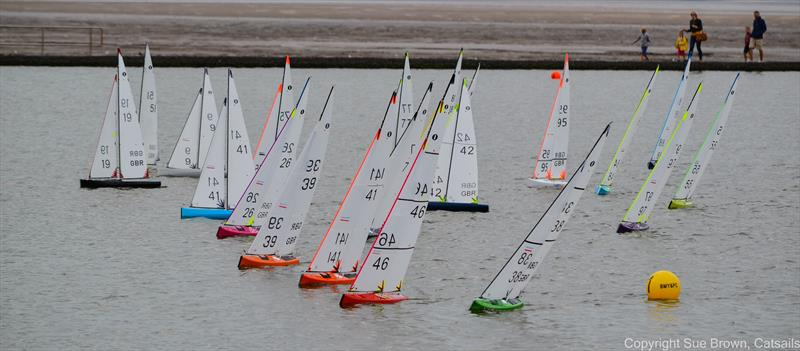 The IOM UK Nationals will be held at Datchet Water - photo © Sue Brown