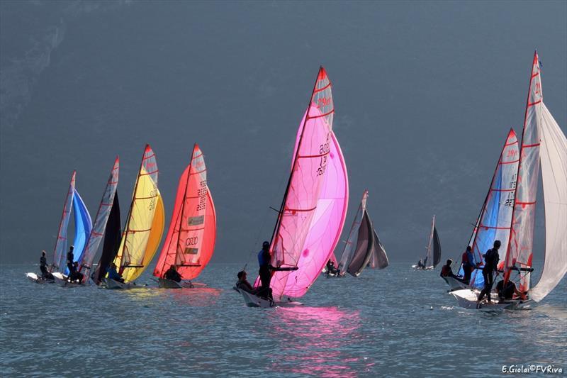 29er Eurocup at Lake Garda - photo © Elena Giolai