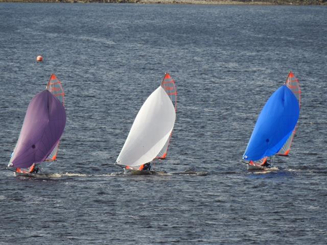 RYA NE Youth Championships at Yorkshire Dales - photo © Mike Cattermole