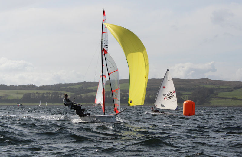 The RYA Scotland and MalinWaters Spring Championships return to Largs at the weekend