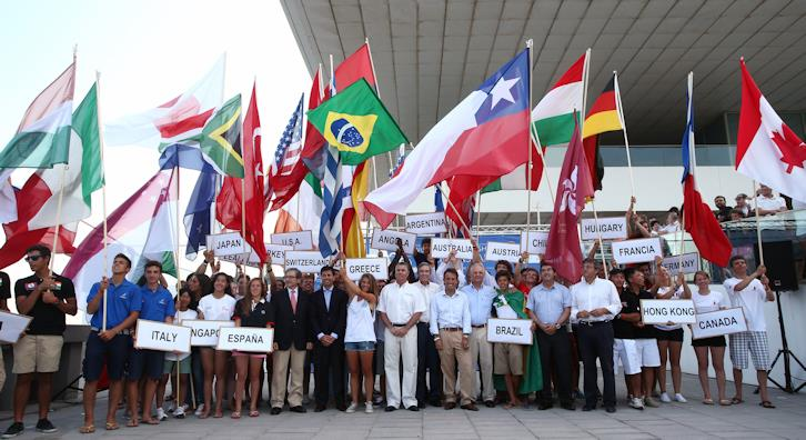 420 World and Ladies World Championships Open in Valencia