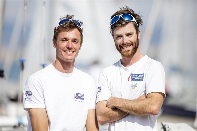 Rio 2016: Luke Patience and Chris 'Twiggy' Grube