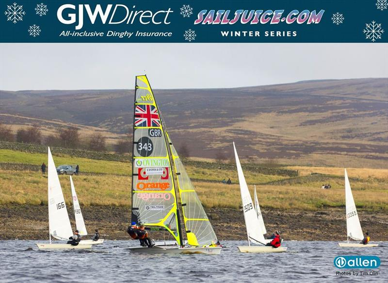GJW Direct SailJuice Winter Series Brass Monkey - photo © Tim Olin / www.olinphoto.co.uk