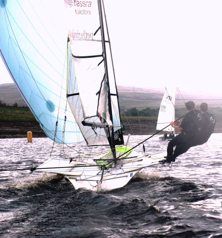 Lcc Open: Leeward Open At Yorkshire Dales Sailing Club