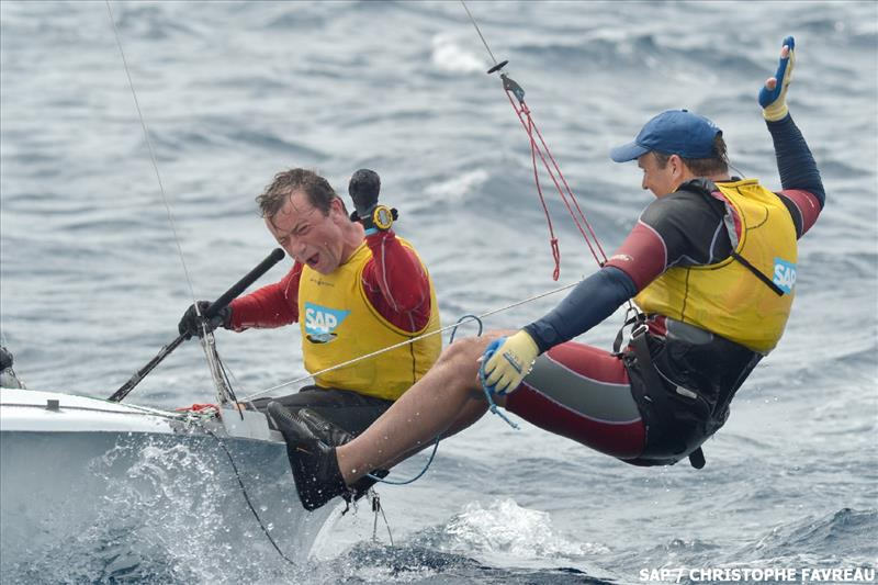 SAP 505 World Championships at Barbados Yacht Club Overall