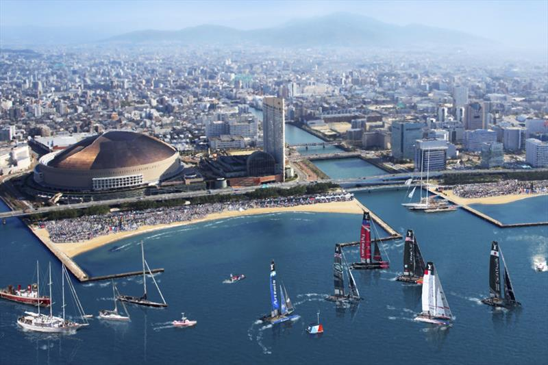 Fukuoka, Japan to host Asia's first Louis Vuitton America ... - photo#23