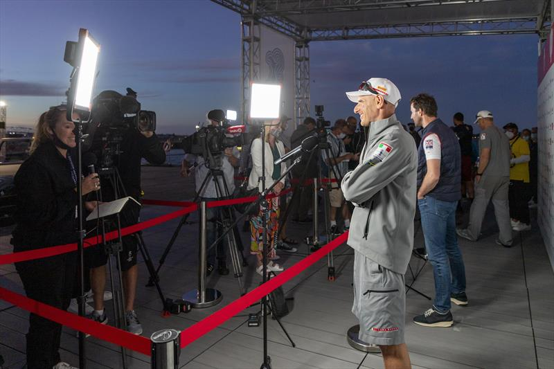 PRADA Cup Press Conference - photo © COR36 / Studio Borlenghi