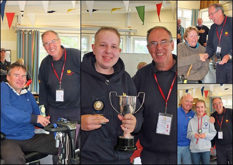 Class winners in the Hansa TT at Frensham Pond - photo © Tony Machen