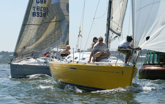 Beneteau First 31.7 Solent Regatta. By Andy Phelps on 5 Jul 20061-2 July ...