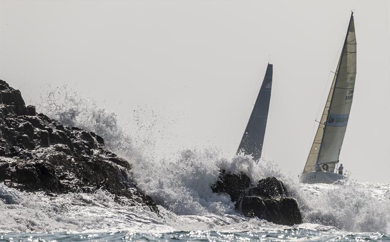 Hong Kong to Shenzhen passage race opens the 11th edition of the China Cup International Regatta - photo © China Cup / Studio Borlenghi