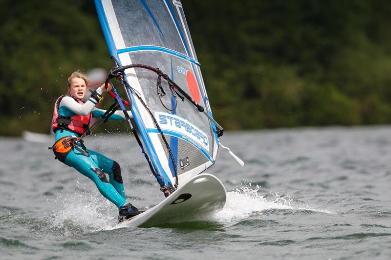 Izzy Adcock at the 2014 RYA Eric Twiname Championships - photo © Paul Wyeth / RYA