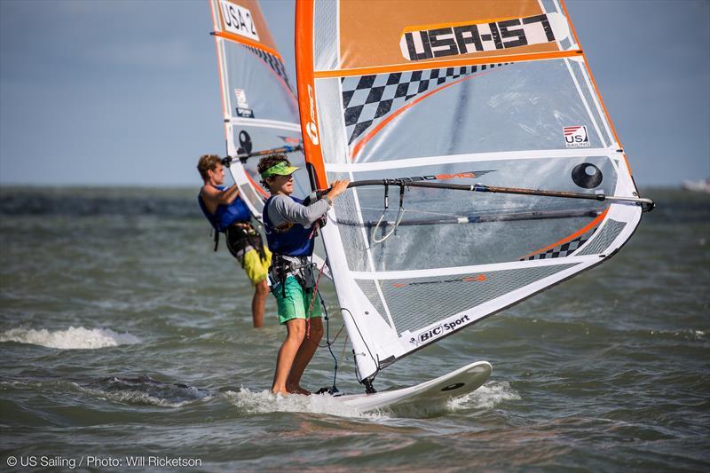 U.S. Youth Sailing Championship - photo © US Sailing / Will Ricketson
