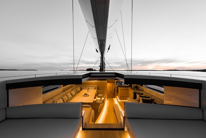 Rising revenues jobs growth with british superyacht for Interior designs unlimited