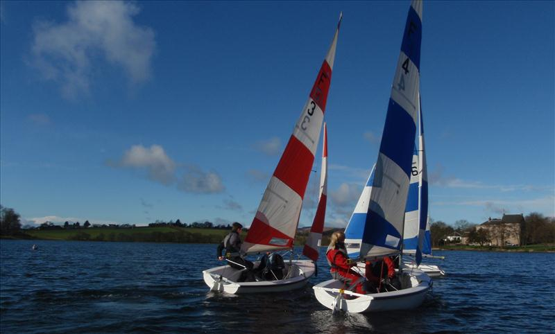 Bucs busa team racing championship playoffs at clyde for Bucs fishing report
