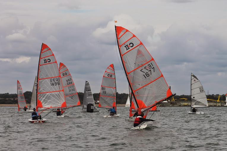 Byte nationals at GJW Direct SailFest - photo © SailRacer
