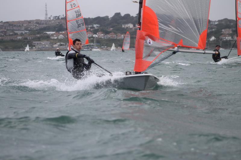 Byte National Championships at Weymouth - photo © John Saunders