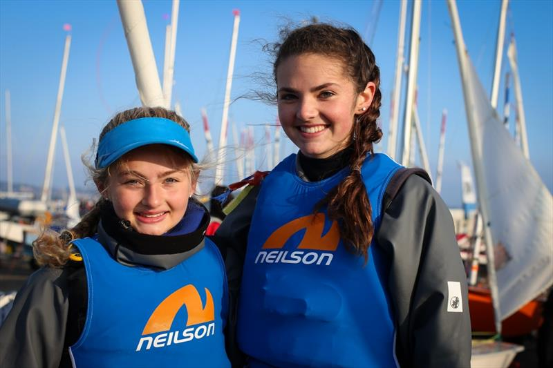 Neilson GBR Cadet team set for the 50th Cadet Worlds in Buenos Aires - photo © Jay Haysey / Neilson