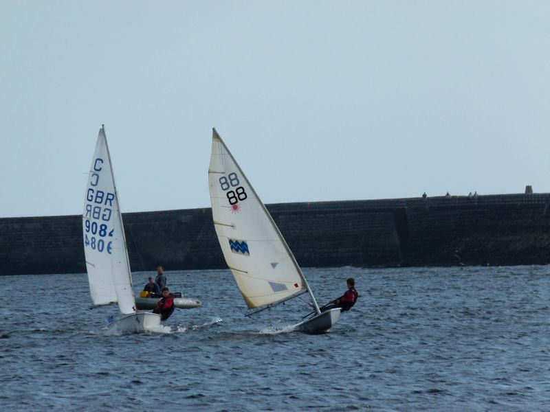 Scout National Sailing Regatta at South Shields Sailing Club