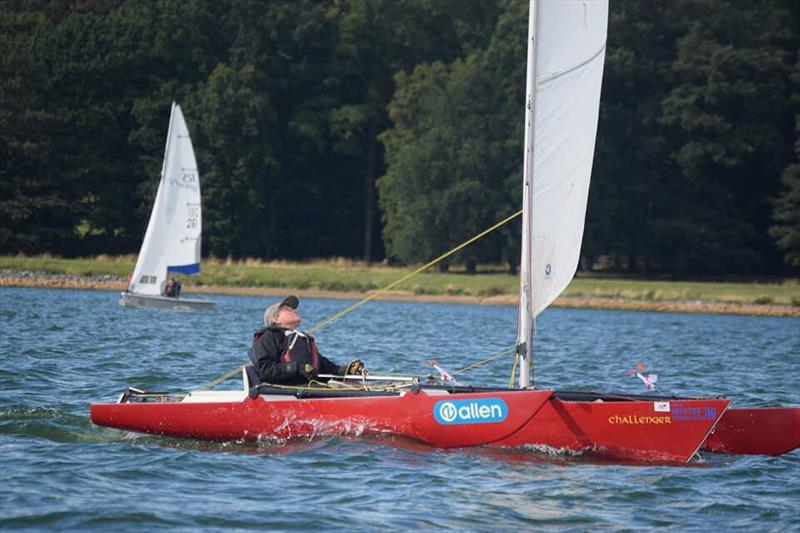 RYA Sailability Multiclass Regatta at Rutland Sailing Club - photo © RYA / James Wheeldon