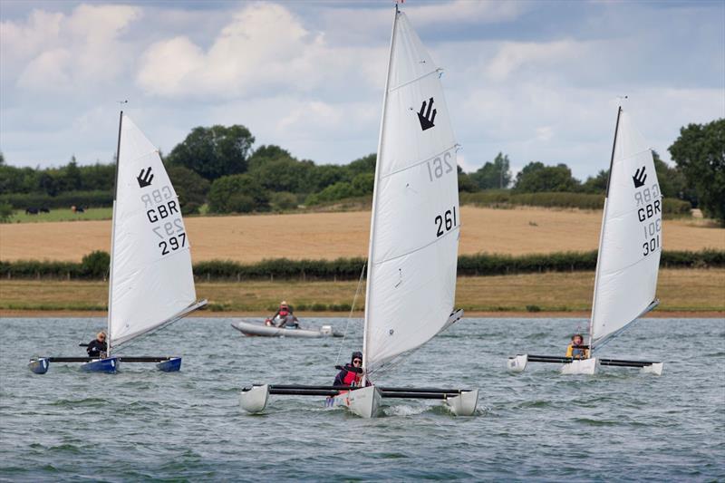 RYA Sailability Multiclass Regatta at Rutland Sailing Club - photo © RYA / OnEdition
