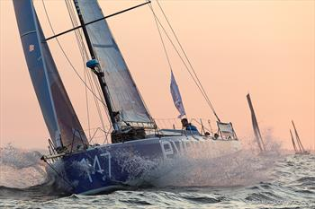 Normandy Channel Race day 4