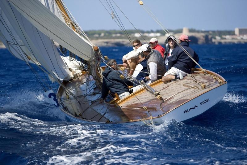 Panerai Classic Yachts Challenge At Port Mahon Spain