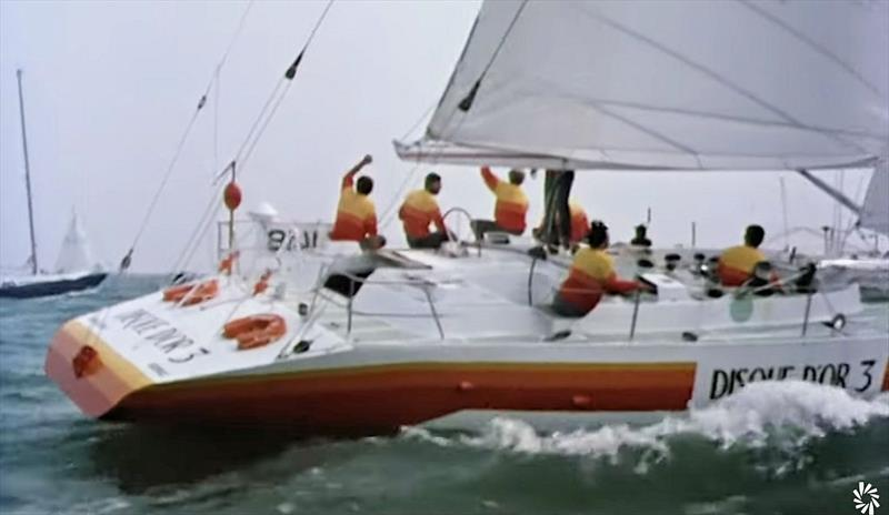 The Whitbread Round the World Race 1981-82 - photo © The Ocean Race