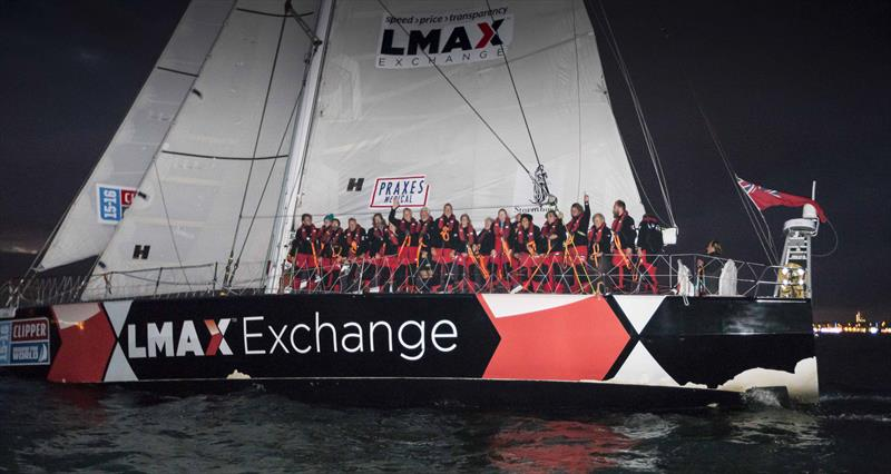 LMAX Exchange wins the Clipper Race