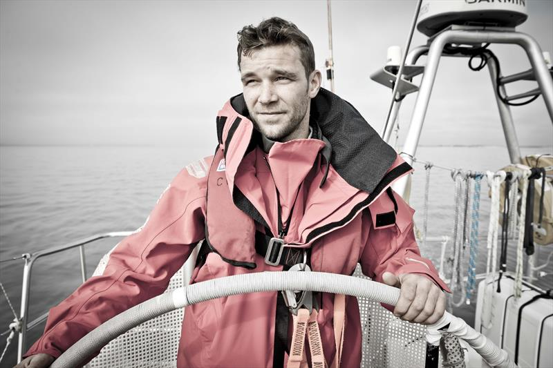 The Garmin team in the Clipper 2017-18 Race will be led by Gaëtan Thomas photo copyright onEdition taken at  and featuring the Clipper Ventures class