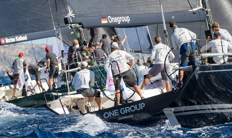 Two races on day 1 of The Nations Trophy - photo © Nautor's Swan / Studio Borlenghi