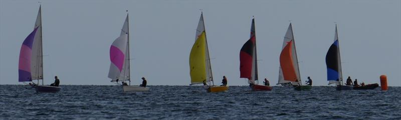 Noble Marine Comet Trio Nationals at Exe - photo © Mike Acred