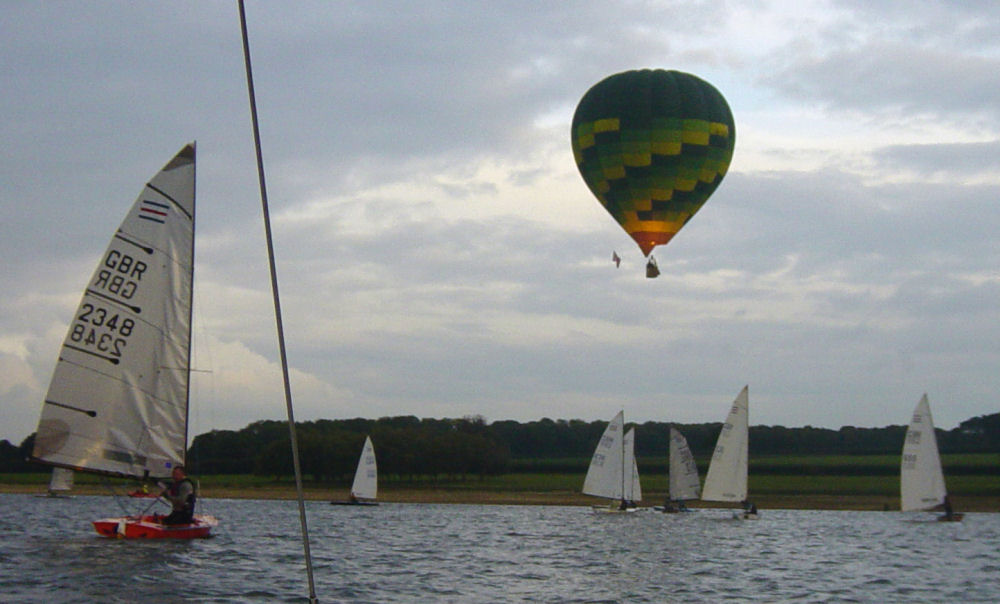 Contender Inland Championships at Rutland Sailing Club. By Peter Dives on 23 ...
