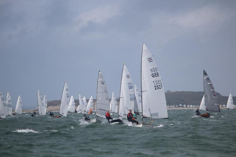 Contender Europeans at Highcliffe day 5 - photo © Sarah Desjonqueres
