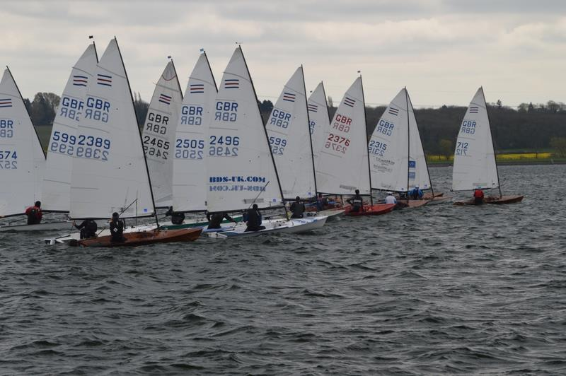 Talk to the Contender class at the RYA Suzuki Dinghy Show - photo © Julie Howe