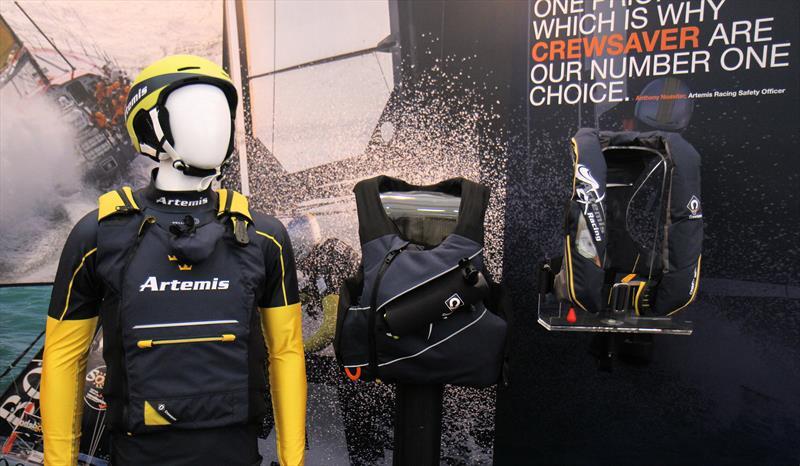 Artemis racing clothing