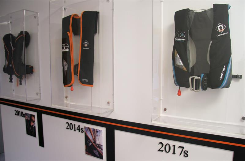 Crewsaver lifejackets: 2010 to the present day photo copyright Mark Jardine / YachtsandYachting.com taken at  and featuring the  class