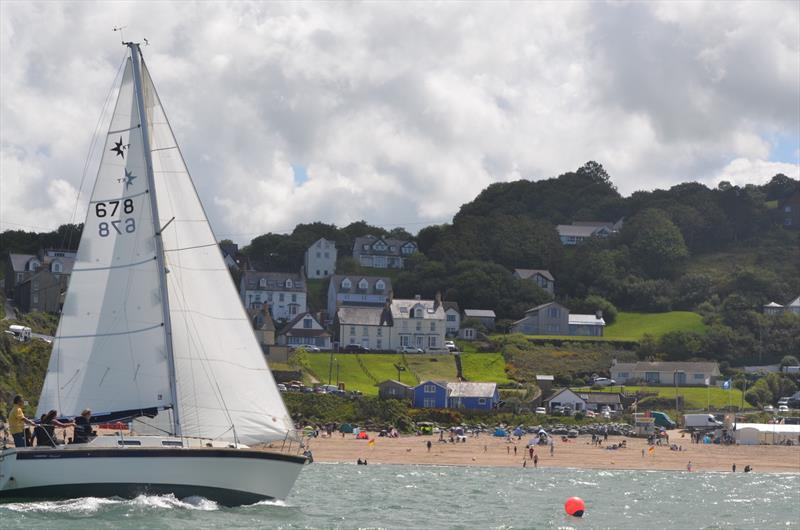 Tresaith Mariners 30th Anniversary Regatta - photo © Gilly Llewelyn / www.gillyimages.co.uk