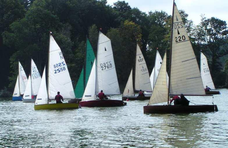 For nearly 20 years now, the CVRDA has been championing the cause of the dinghies of yesteryear. Back in those formative days, there was little interest in saving our heritage, now it is an established area of the sport - photo © CVRDA / Shearwater SC