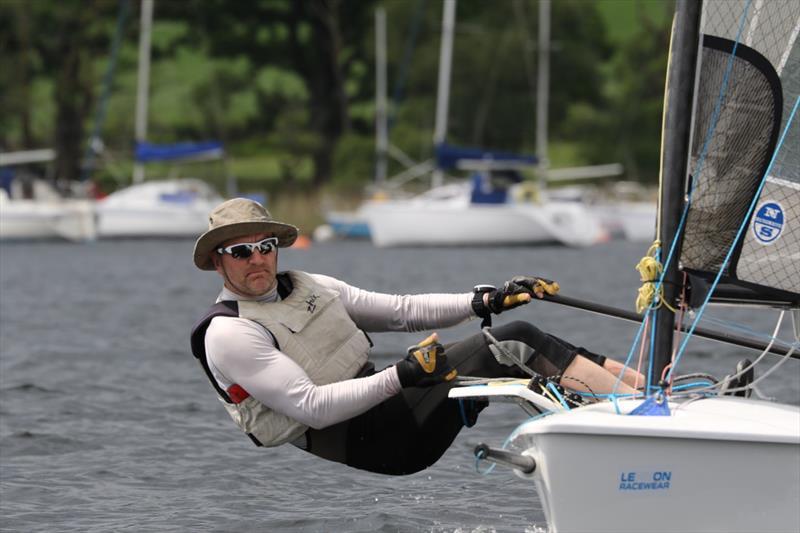 Coniston Sailing Club Golden Jubilee Regatta sponsored by Lennon Racewear - photo © Rob Swyer
