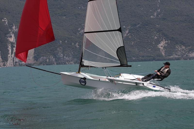 D One Gold Cup At Fraglia Vela Riva Del Garda Day 1